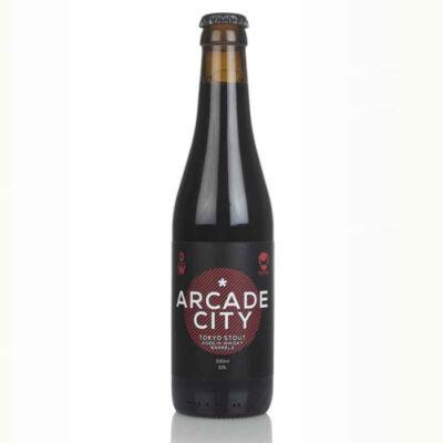 Arcade City | Overworks / BrewDog (SCO) | 0,33L - 10,1%