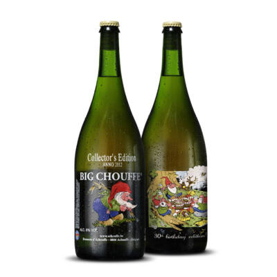 Big Chouffe | d'Achouffe (BE) | 1,5L - 8%