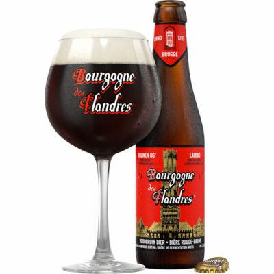 Bourgogne des Flandres Brune / Bruin | John Martin & Timmermans (BE) | 0,33L - 5%