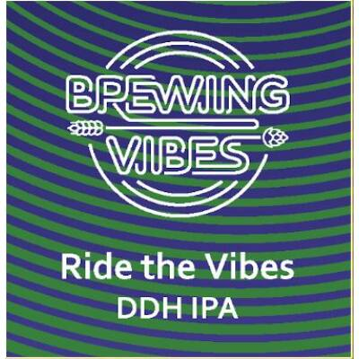 Ride the Vibes | Brewing Vibes (HU) | 0,33L - 9,8%