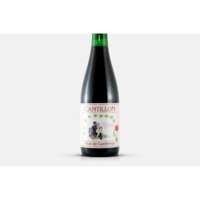 Rosé de Gambrinus | Cantillon (BE) | 0,375L - 5%