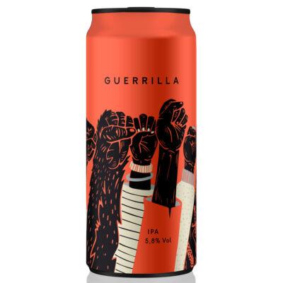 Giant Guerrilla | CRAK (IT) | 0,4L - 8,5%