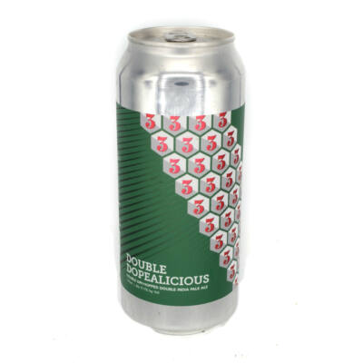 DDH Double Dopealicious | 3 Sons (USA) | 0,473L - 9,1%