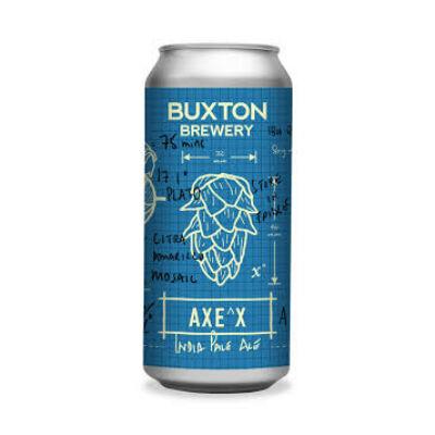 Buxton Axe^X