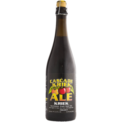 Kriek Ale 2015 | Cascade (USA) | 0,75L - 7,1%
