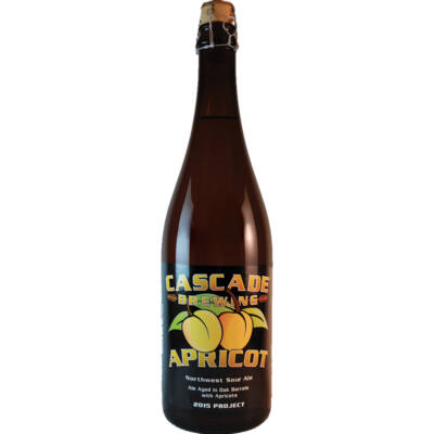 Cascade Apricot Ale 2015 Project
