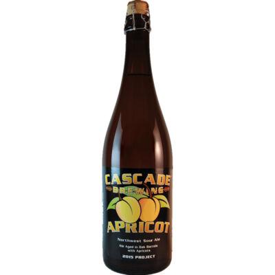 Apricot Ale 2015 Project | Cascade (USA) | 0,75L - 7,2%