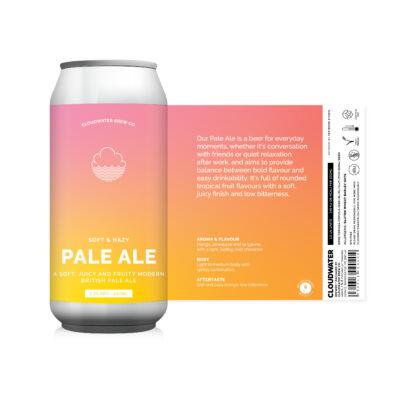 Pale Ale | Cloudwater (ENG) | 0,44L - 3,7%