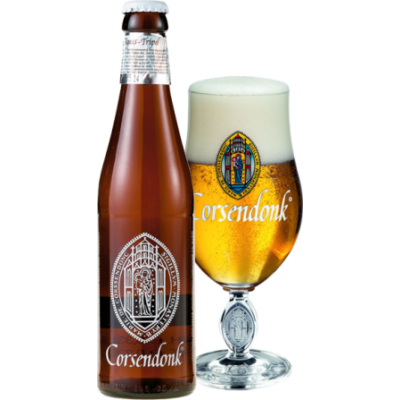 Corsendonk Agnus Tripel   Corsendonk (BE)   0,33L - 7,5%