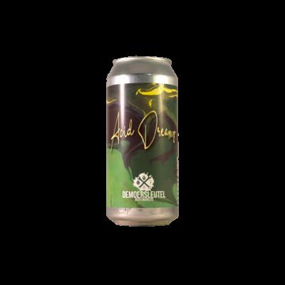 Acid Dreams Raspberry & Black Currant | Moersleutel (NL) | 0,44L - 3,5%
