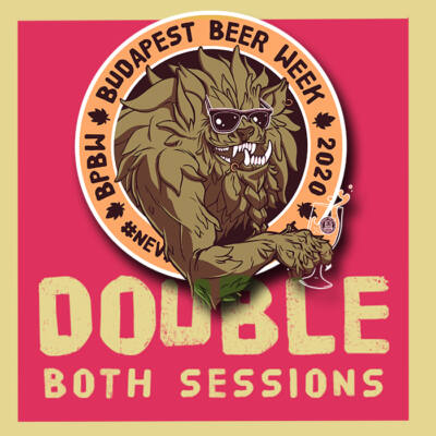 BPBW Budapest Beer Week   Home Sessions   Double sörcsomag