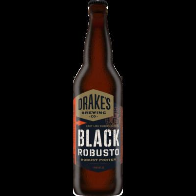 Black Robusto | Drakes (USA) | 0,65L - 6%