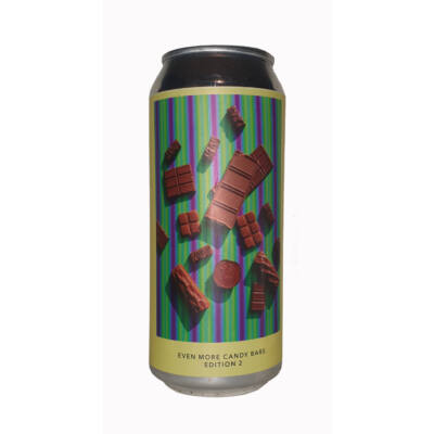 Even More Candy Bars Edition 2 | Evil Twin NYC (USA) | 0,473L - 14%