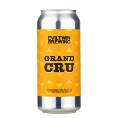 Grand Cru | Evil Twin (USA) / Dorchester (USA) | 0,473L - 12,5%