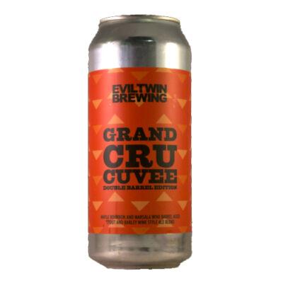 Grand Cru Cuvee   Evil Twin (USA) / Dorchester (USA)   0,473L - 12,5%