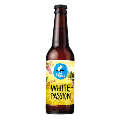 White Passion | Fehér Nyúl (HU) | 0,33L - 5,2%