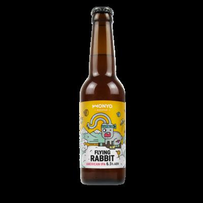 Flying Rabbit | Monyo (HU) | 0,33L - 6,5%