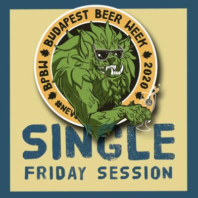 BPBW Budapest Beer Week   Home Sessions   Single Friday sörcsomag
