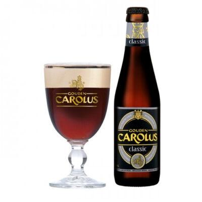 Gouden Carolus Classic | Het Anker (BE) | 0,33L - 8,5%
