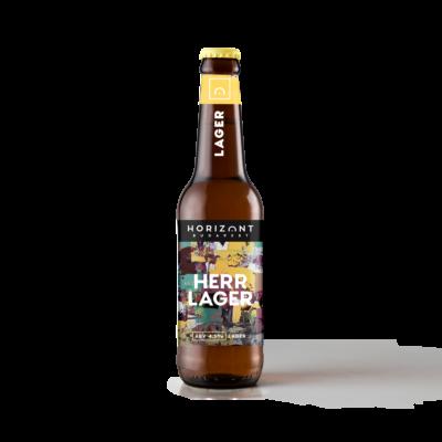 Herr Lager | Horizont (HU) | 0,33L - 4,5%