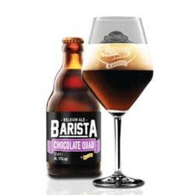 Kasteel Barista Chocolate Quad |  Vanhonsebrouck (BE) | 0,33L - 11%
