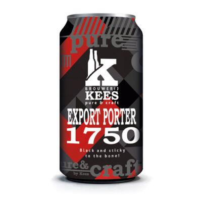 Export Porter 1750 | Kees (NL) | 0,33L - 10,5%