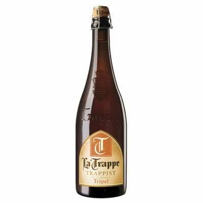 La Trappe Tripel | De Koningshoeven (NL) | 0,75L - 8%