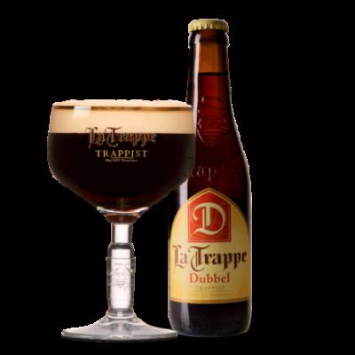 La Trappe Dubbel   De Koningshoeven (NL)   0,33L - 7%
