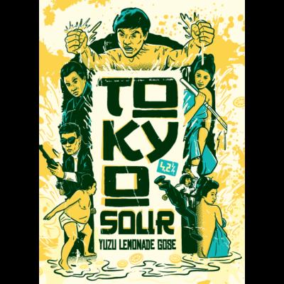 Tokyo Sour   Mad Scientist (HU)   0,44L - 4,3%