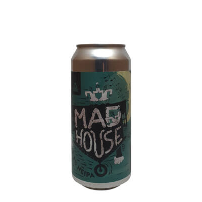 Madhouse | Mad Scientist (HU) | 0,44L - 5,5%