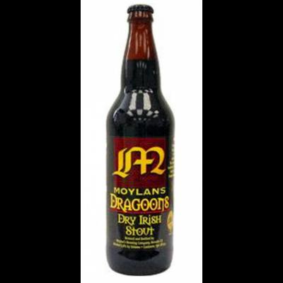 Dragoon's Dry Irish Stout | Moylan's (USA) | 0,65L - 5%