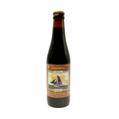 Pannepot Special Reserva (Vintage 2014)   Struise (BE)   0,33L - 10%