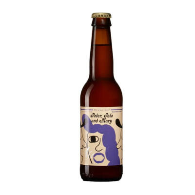 Peter, Pale and Mary Gluten Free | Mikkeller (DK) | 0,33L - 4,6%
