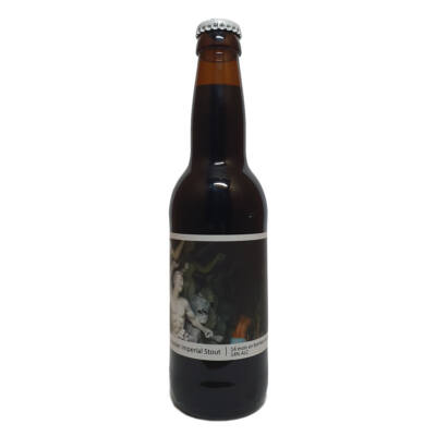 Russian Imperial Stout - Rhum Barrel Aged | Popihn (FRA) | 0,33L - 14%