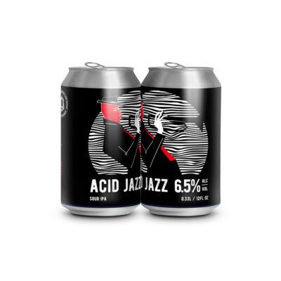 Acid Jazz | Reketye | Sour IPA 0,33L 6,5%