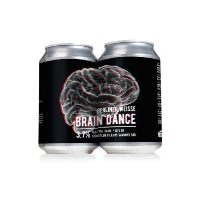 Brain Dance | Reketye (HU) | 0,33L - 3,7%