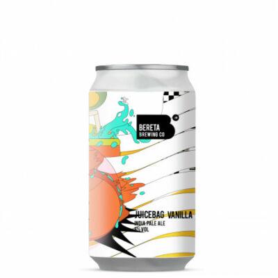 Juicebag Vanilla | Bereta (RO) | 0,33L - 6%