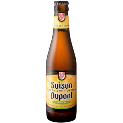 Saison Dupont Cuvée Dry Hopping Styrian Wolf | Dupont (BE) | 0,33L - 6,5%