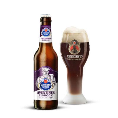 Aventinus Eisbock (TAP09)   Schneider Weisse (DE)   0,33L - 12%