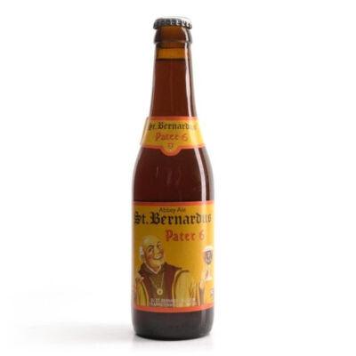 Pater 6   St. Bernardus (BE)   0,33L - 6,7%