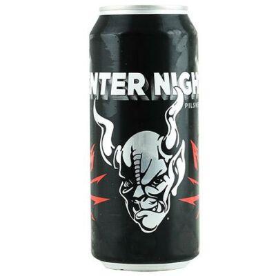 Stone/Metallica Enter Night