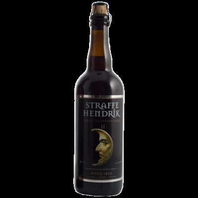 Straffe Hendrik Brugs Quadrupel Bier 11° | Halve Maan (BE) | 0,75L - 11%