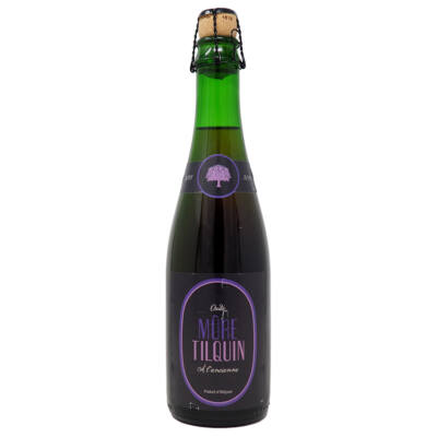 Oude Mûre Tilquin à L'Ancienne (2019)   Tilquin (BE)   0,375L - 6%
