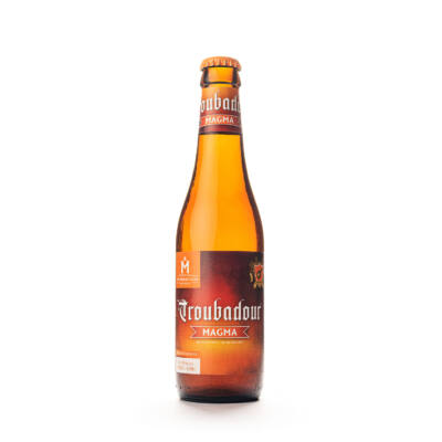 Troubadour Magma | Musketeers (BE) | 0,33L - 9%