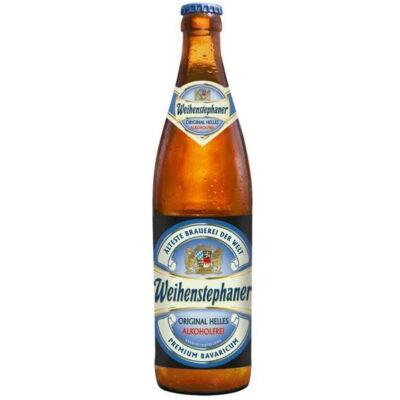 Weihenstephaner Original Helles Alkoholfrei | Weihenstephan (DE) | 0,5L - 0,5%