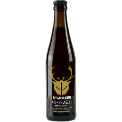 Wild Beer Barrel Aged Ninkasi