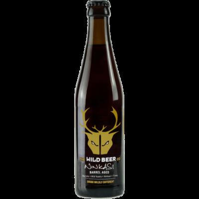 Ninkasi Barrel Aged | Wild Beer (ENG) | 0,33L - 9%