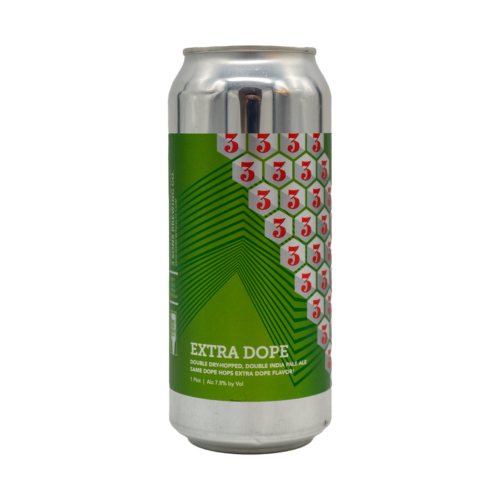 Extra Dope | 3 Sons (USA) | 0,473L - 8%
