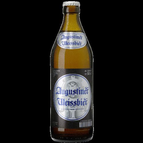 Weissbier   Augustiner (DE)   0,5L - 5,4%