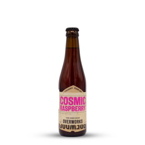 Cosmic Raspberry BA | Overworks / BrewDog (SCO) | 0,33L - 4,5%